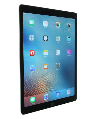 Apple iPad Pro 12,9 128GB spacegrau - asgoodasnew.com - neu