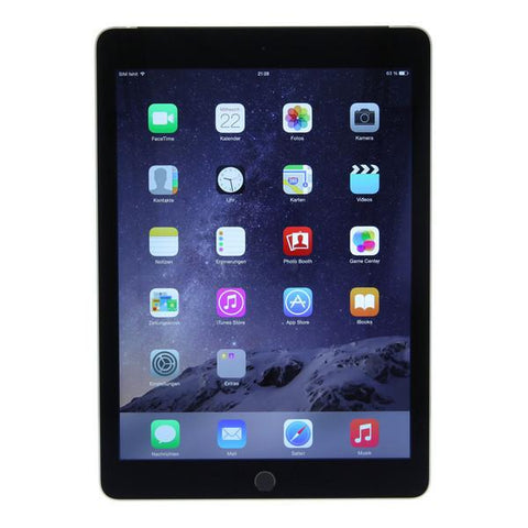 Apple iPad Air 2 (A1566) 32GB spacegrau
