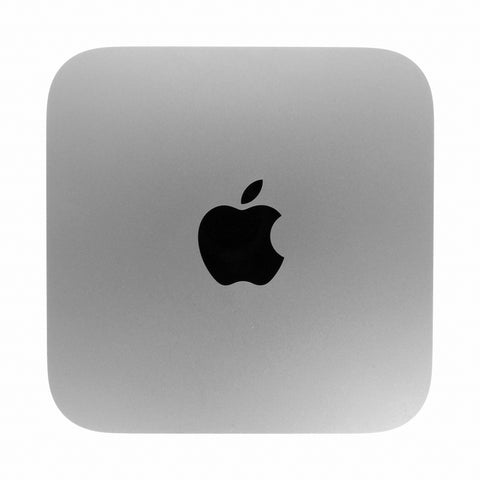 Apple Apple Mac mini 2010 Intel Core 2 Duo 2,4 GHz 500 GB HDD 4 GB silber asgoodasnew.com wie neu