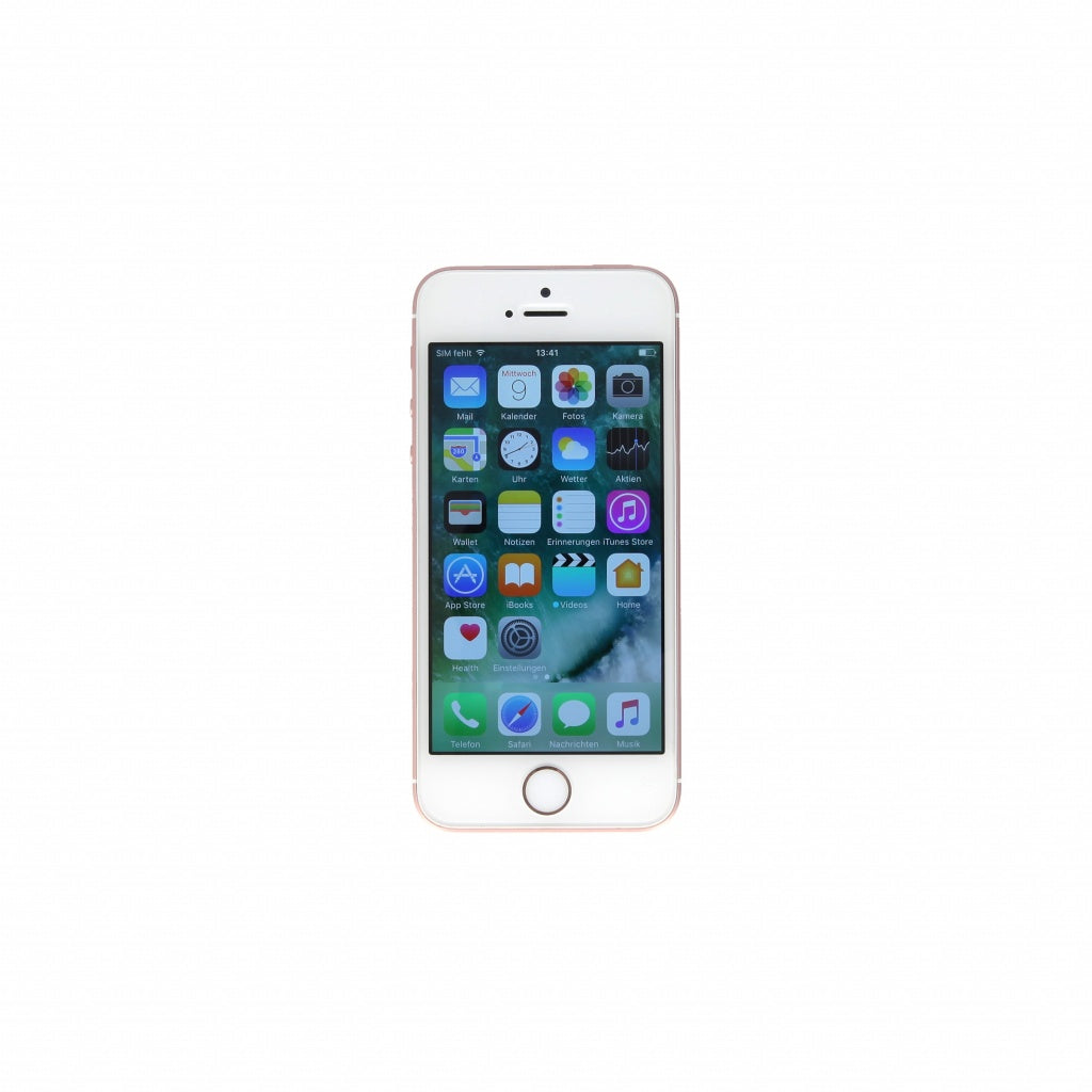Apple iPhone SE 128 GB rosegold