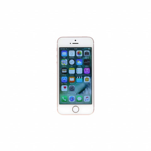 Apple iPhone SE 128GB rosegold