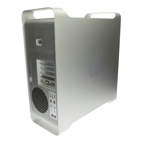 Apple Mac Pro 2009 8-Core (Gainestown) Quad-Core Intel Xeon 2,26 GHz 500 GB HDD 12 GB silber