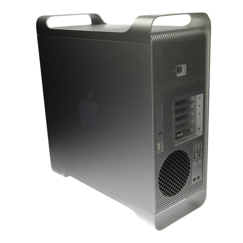 Apple Mac Pro 2009 4-Core (Bloomfield) Quad-Core Intel Xeon 2,26 GHz 640 GB HDD 14 GB silber