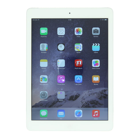 Apple iPad Air 4G 16GB silber
