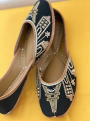 Paris Blues Shoes