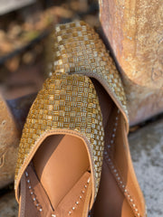 Golden Girl Shoes