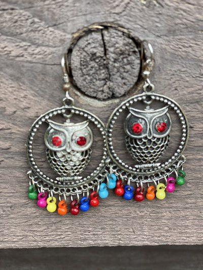 Hoot Hoot Earrings