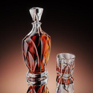 Aegis Decanter and Glass Set