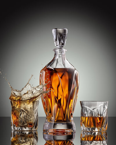 Aegis Decanter and Glasses Set (4)