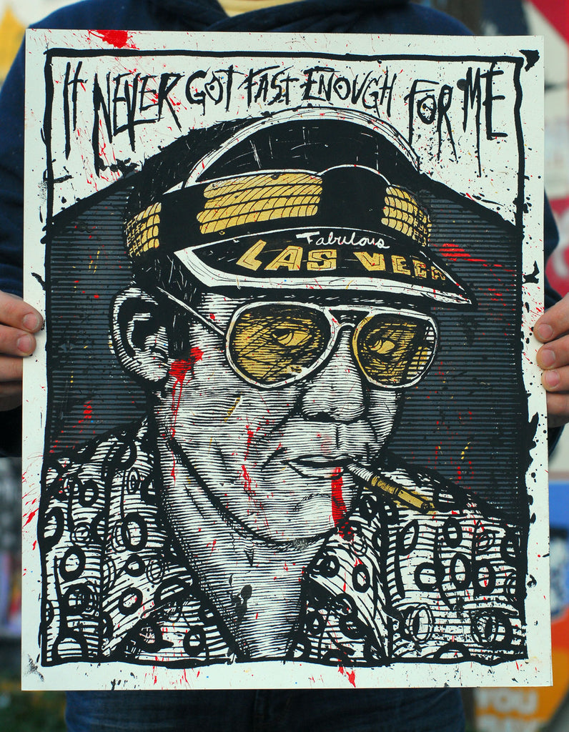 Hunter S. Thompson - 2011