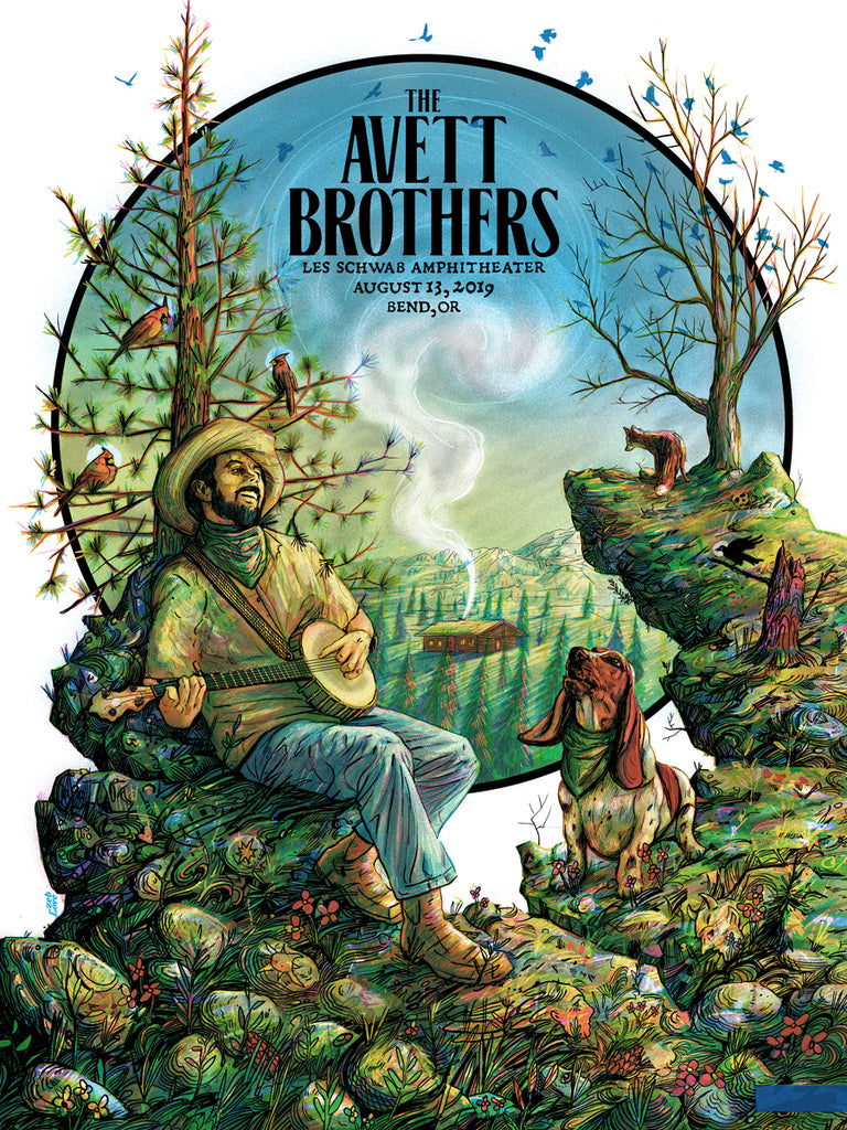 Avett Brothers - Bend OR