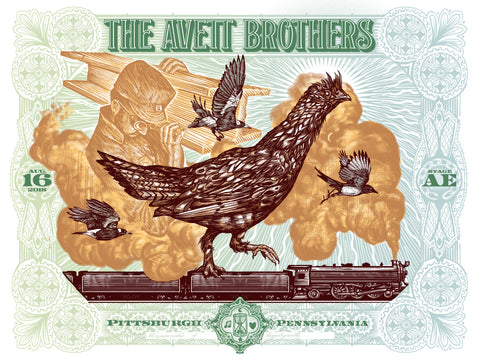 Avett Brothers - Pittsburgh 2018