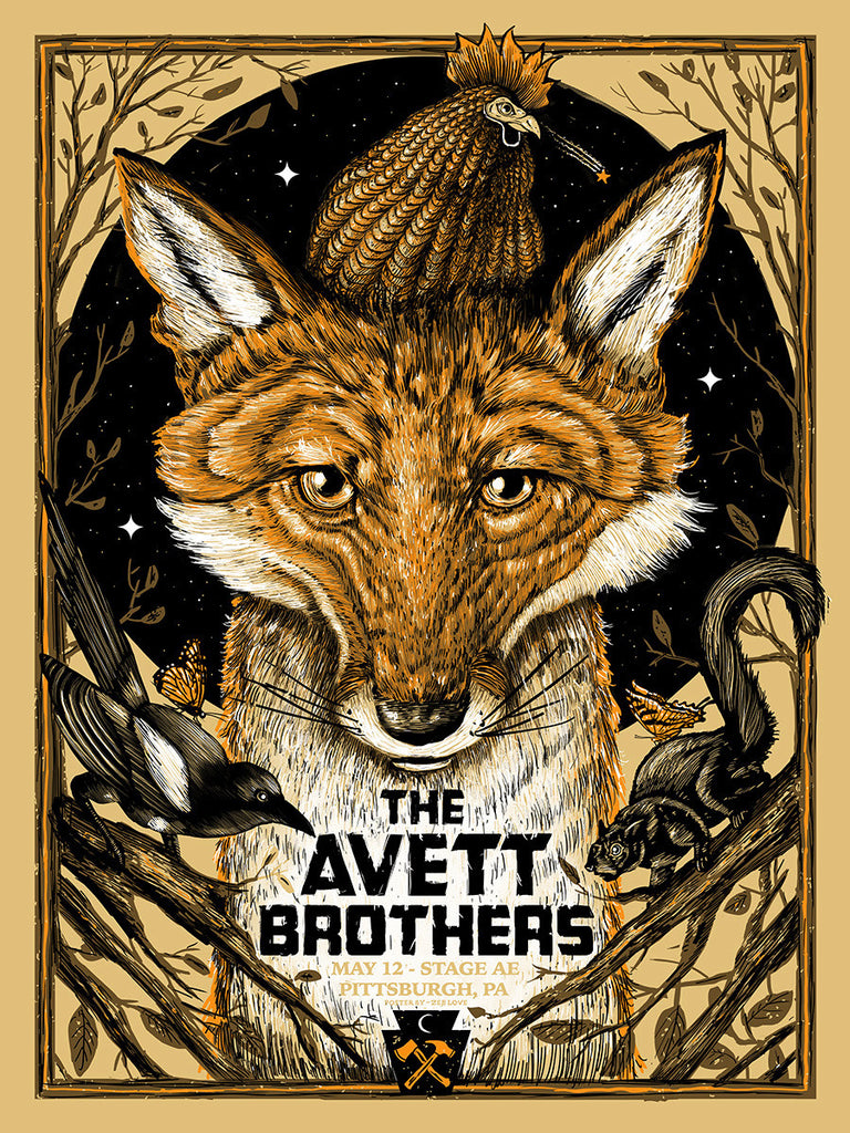 Avett Brothers - Pittsburgh - AE