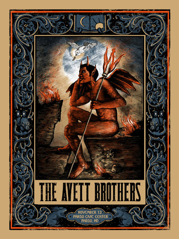 Avett Brothers - Fargo ND - 2015