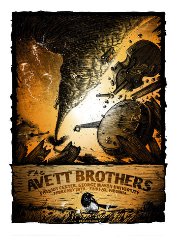 Avett Brothers - Fairfax