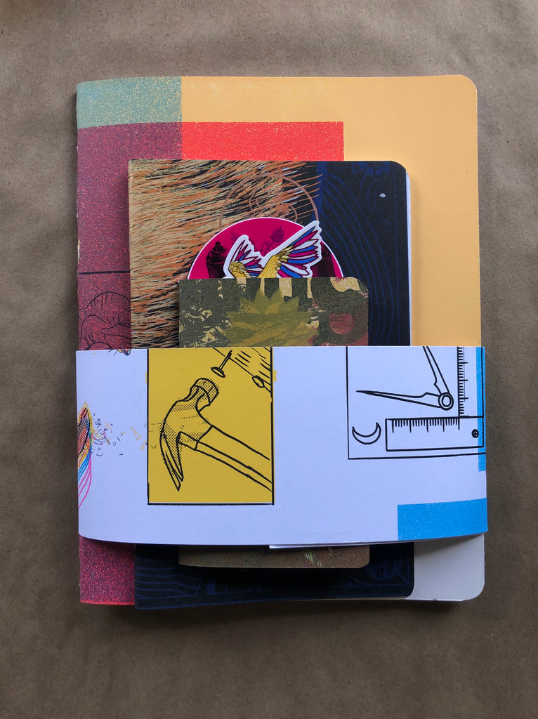 Large/Medium/Small - Notebook Pack