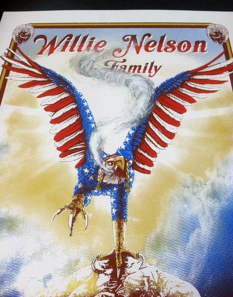 Willie Nelson - 4th of July