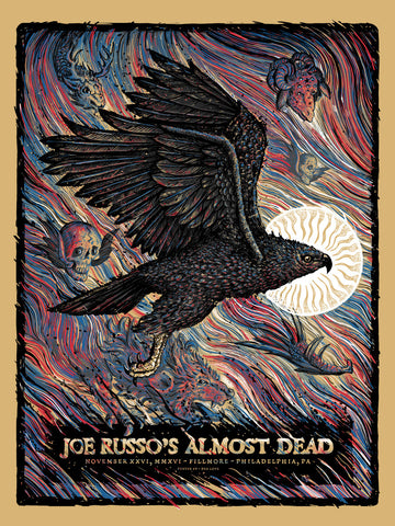 Joe Russo's Almost Dead