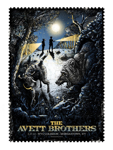 Avett Brothers - Morgantown