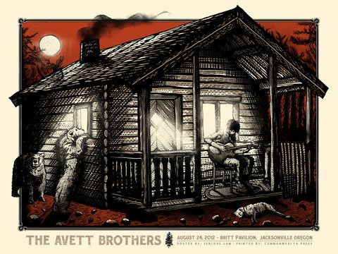 Avett Brothers - OR  2012