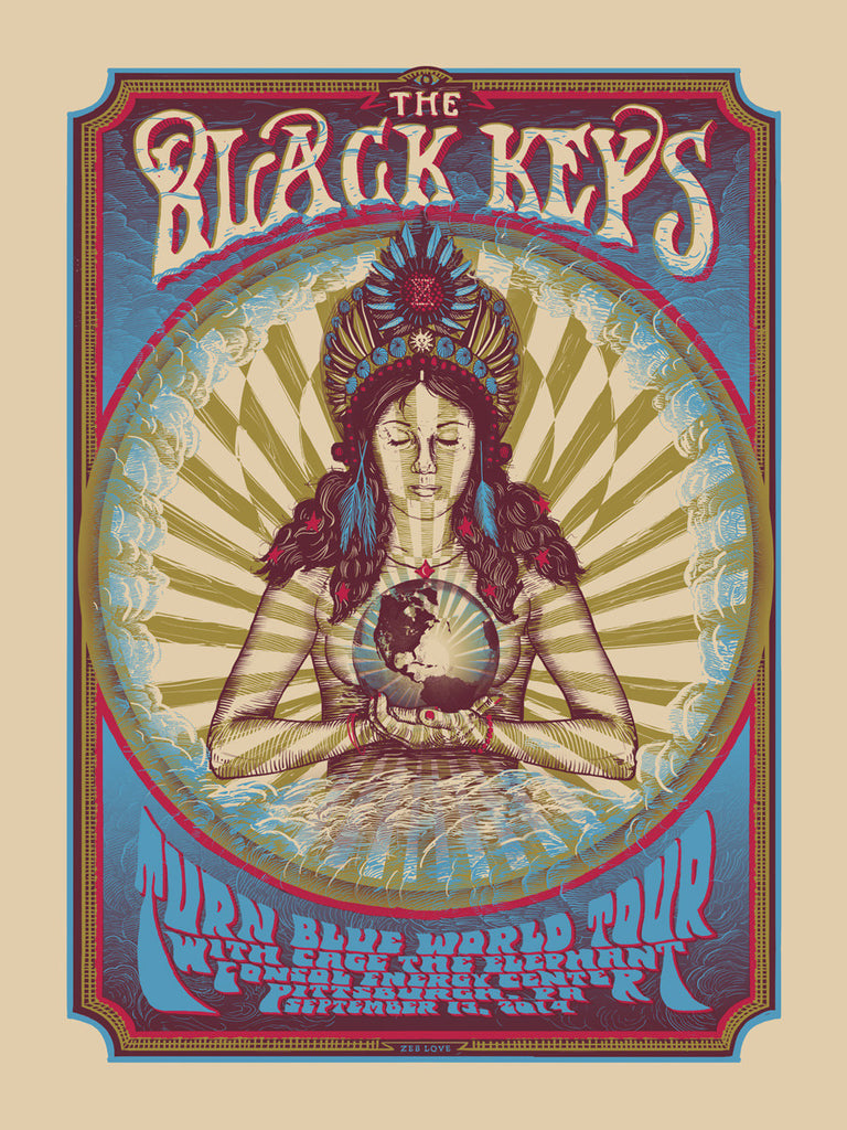 The Black Keys - Pittsburgh - 2014