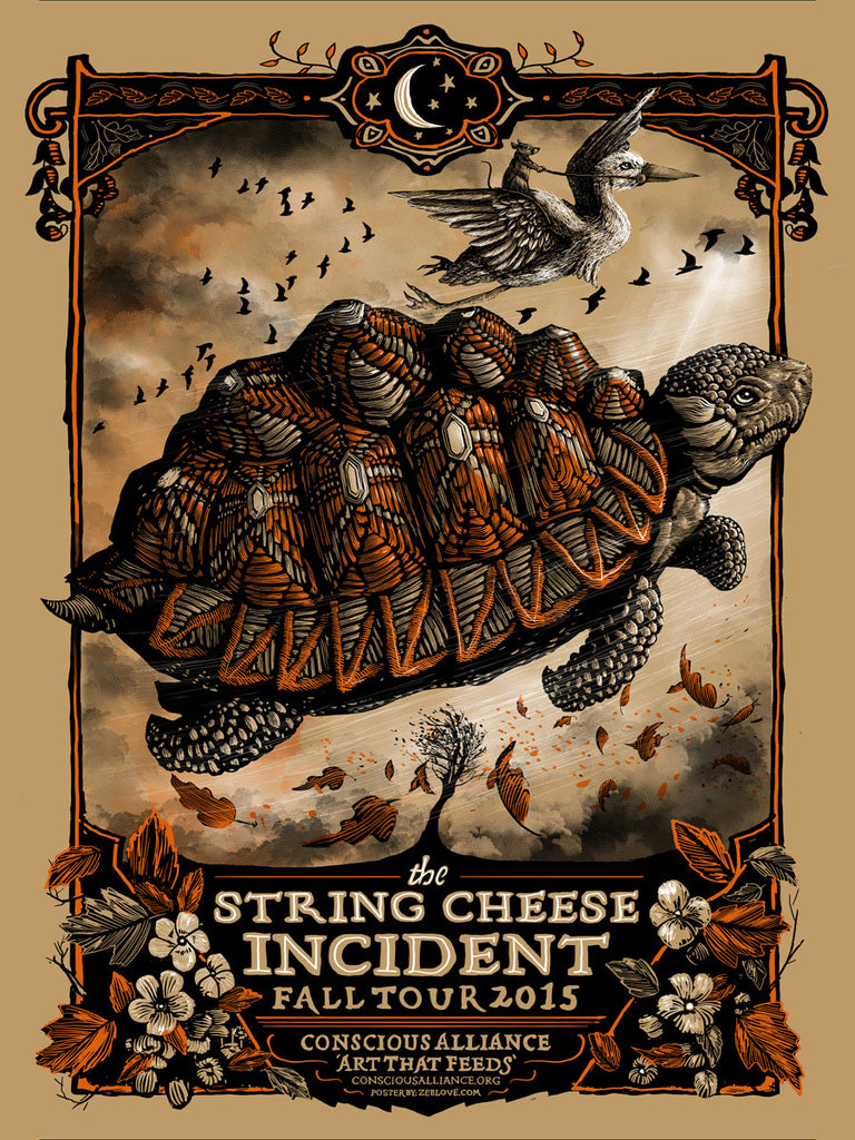 String Cheese Incident - 2015