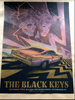 The Black Keys / Pittsburgh Gold Foil