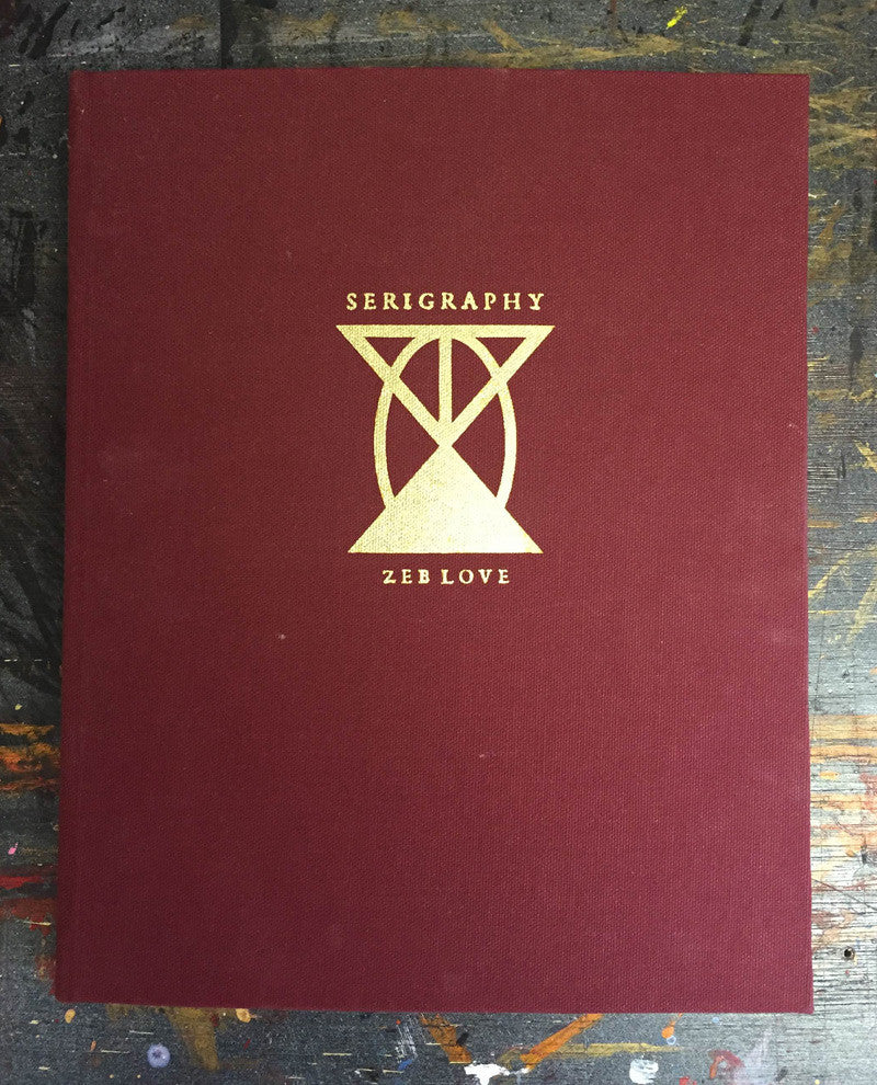 Serigraphy Volume 1
