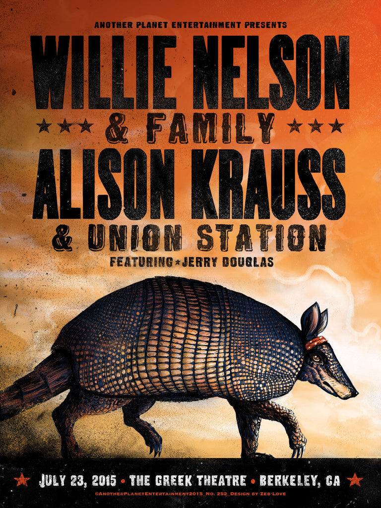 Willie Nelson - Greek Theatre