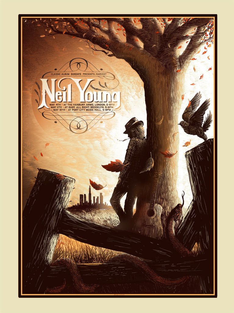 Neil Young - Variant 2014
