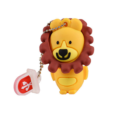 clé usb lion