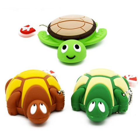 Clés USB tortues