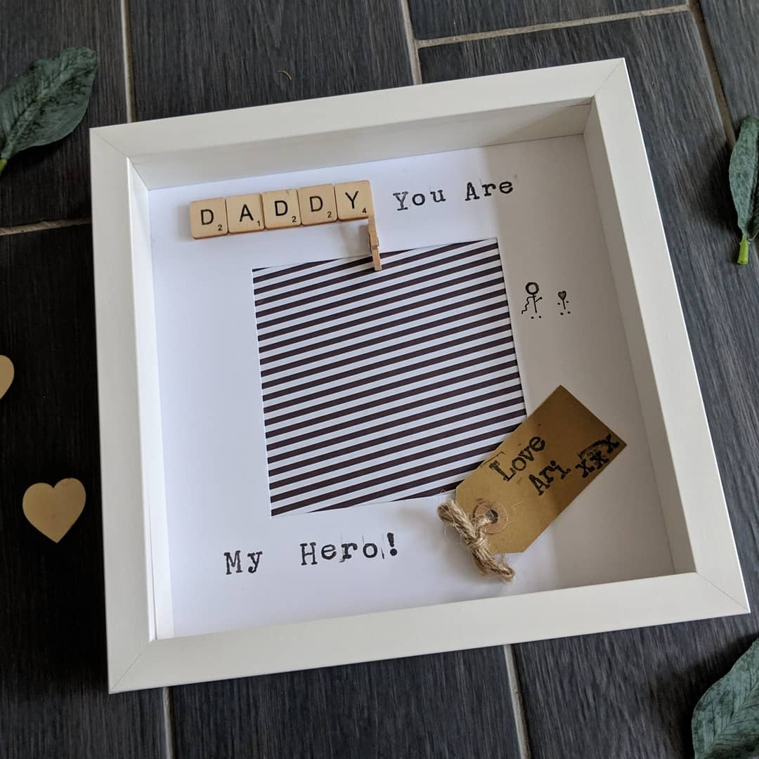 Scrabble Frames For All Occasions