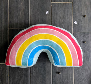 Rainbow Dreams Cushion