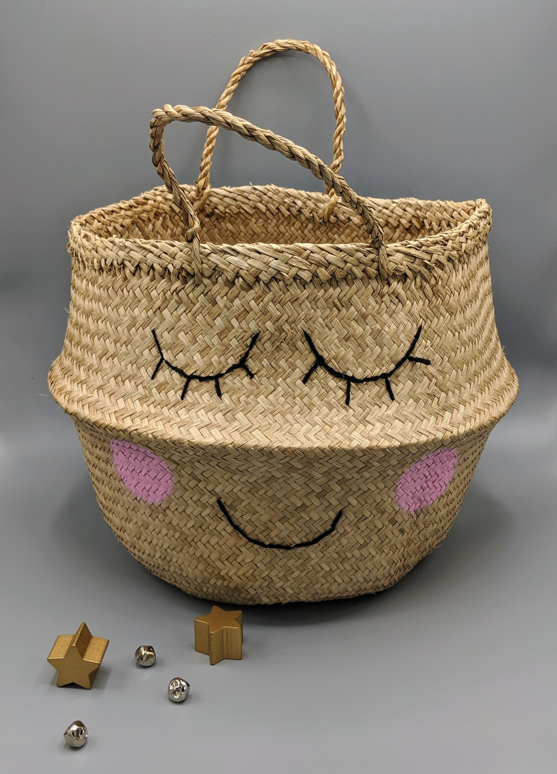 Dreamy Smile Basket