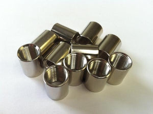Pipe Coupling (Smooth) (Aluminum)