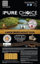 Load image into Gallery viewer, Large Breed Adult Dog Food from True Pure Choice