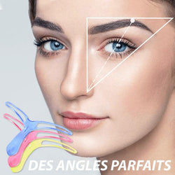 Pochoir Sourcils Parfaits