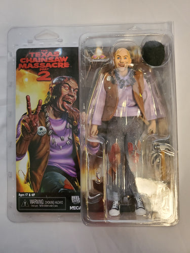 The Texas Chainsaw Massacre Part 2 Chop Top by NECA