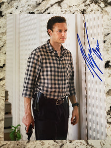 The Walking Dead | Aaron | Autographed by Ross Marquand