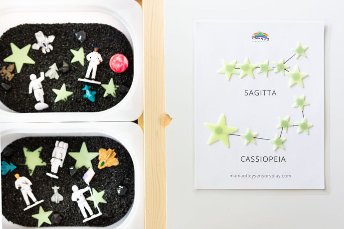 Space Activity Printouts