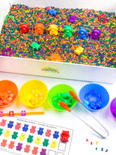 Load image into Gallery viewer, ABC 123 Sensory Bin