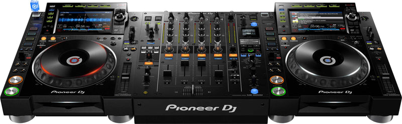 Pioneer 4-channel digital pro-DJ mixer DJM-900NXS2