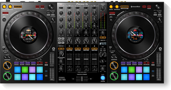 Pioneer The 4-channel performance DJ controller for rekordbox dj DDJ-1000