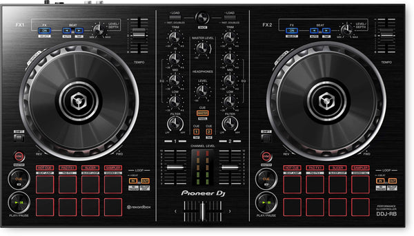 Pioneer Portable 2-channel controller for rekordbox dj DDJ-RB