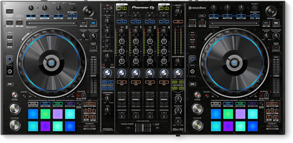 Pioneer Flagship 4-channel controller for rekordbox dj DDJ-RZ