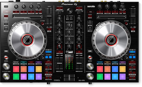 Pioneer Portable 2-channel controller for Serato DJ Pro DDJ-SR2