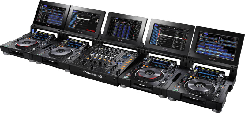 Pioneer DJ Mixer TOUR system 4-channel digital mixer with fold-out touch screen