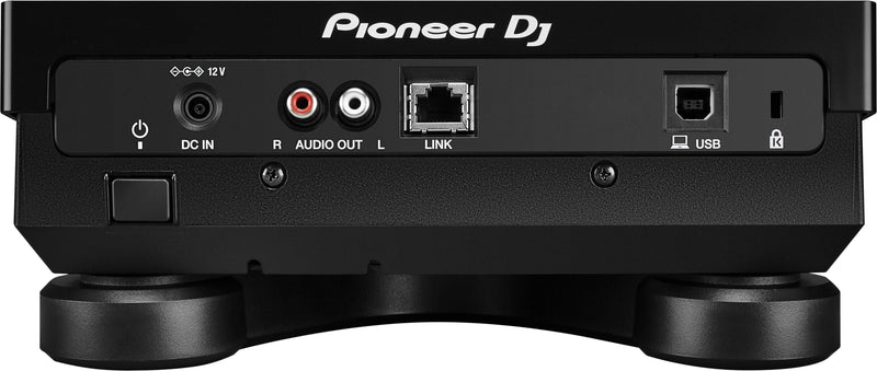 Pioneer rekordbox-ready, compact digital deck XDJ-700
