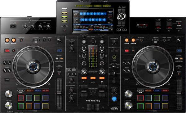 Pioneer All-in-one DJ system for rekordbox XDJ-RX2